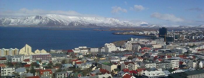 Reykjavík is one of World Capitals.