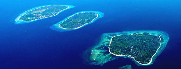 Gili Trawangan is one of All-time favorites in Indonesia.