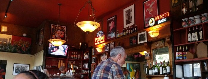 Mario's Bohemian Cigar Store Cafe is one of SF Eats to Try.