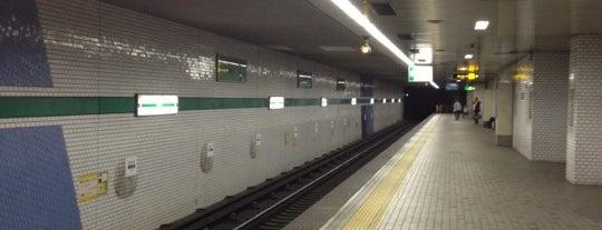 Takaida Station (C22) is one of 通勤.