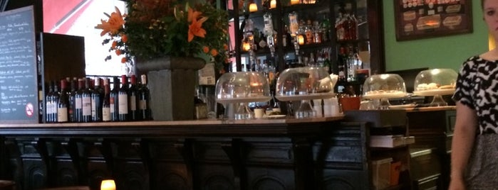 Le Perroquet is one of Brussels: the insider's guide.
