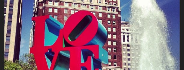 LOVE Sculpture is one of Me things.