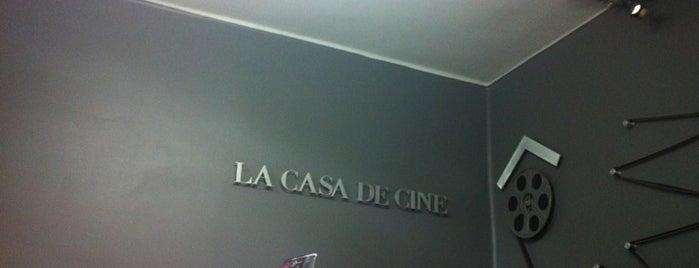 La Casa De Cine is one of Lugares Imposible Pasarla Mal (aunque insistas).