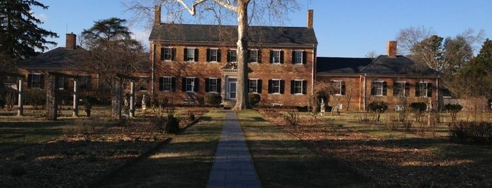 Chatham Manor is one of Virginia.