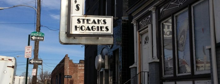 Jim's Steaks is one of The 15 Best Places for Hoagies in Philadelphia.