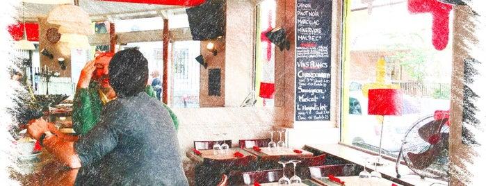 Café Titon is one of Paris.