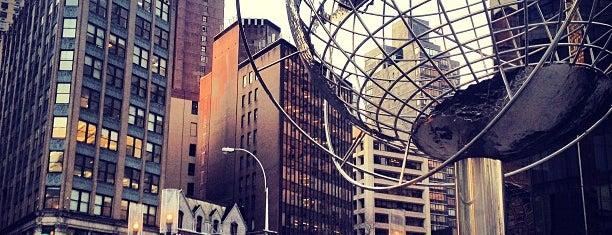 コロンバスサークル is one of New York.