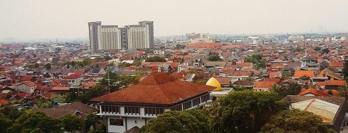 Bandung is one of Ibukota Provinsi di Indonesia.