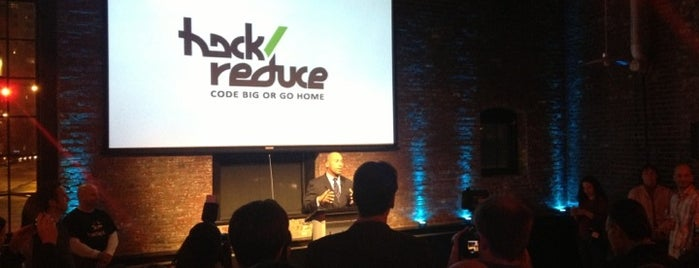 Hack/Reduce is one of Boston 2013.