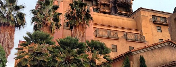 Twilight Zone Tower of Terror is one of Must-visit Theme Parks in Anaheim.