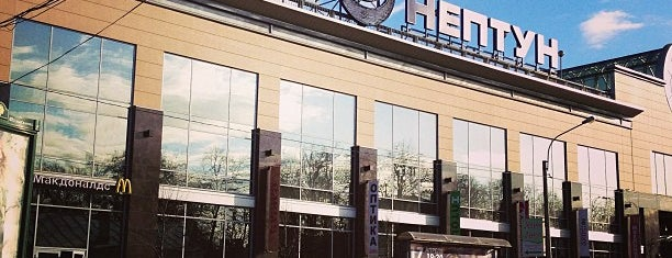 ТРК «Планета Нептун» is one of Торговые центры в Санкт-Петербурге.