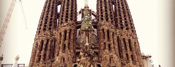 Templo Expiatorio de la Sagrada Familia is one of Culture in Barcelona.