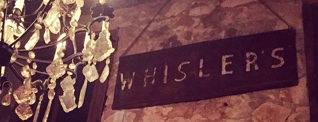 Whisler's is one of Austin Daters' Choice Award Winners.