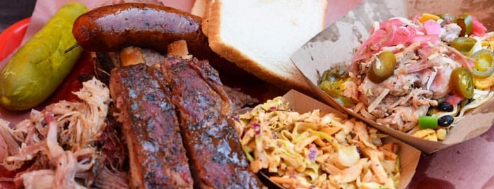 La Barbecue Cuisine Texicana is one of America's Top BBQ Joints.