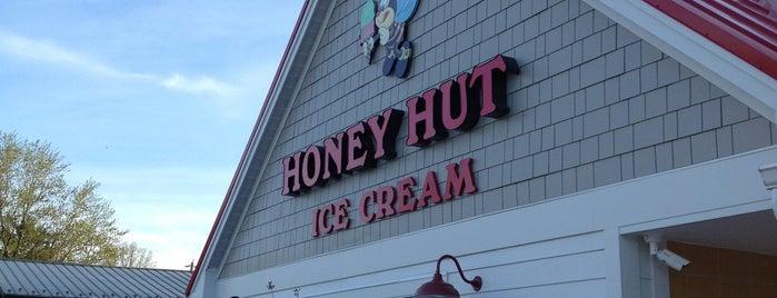 Honey Hut is one of Incredible Ice Cream In Northeast Ohio.