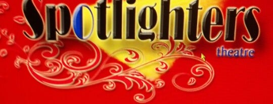 Spotlighters Theatre is one of Baltimore's Best Performing Arts - 2012.