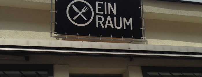 Ein Raum is one of Vienna Calling.