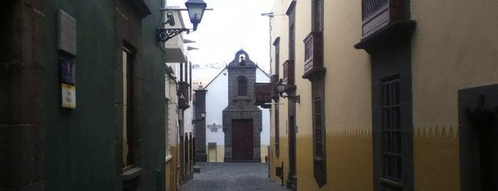 Centro Atlántico de Arte Moderno – CAAM is one of Favorite Arts & Entertainment.