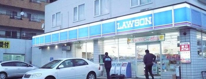 ローソン 盛岡中野一丁目店 is one of LAWSON in IWATE.