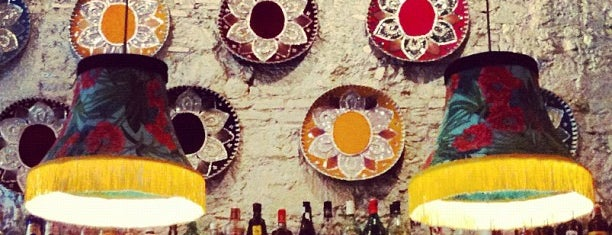 Rosa del Raval is one of Restaurants in Barcelona.