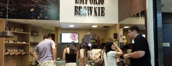 Empório Brownie is one of Gastronomia em Fortaleza.