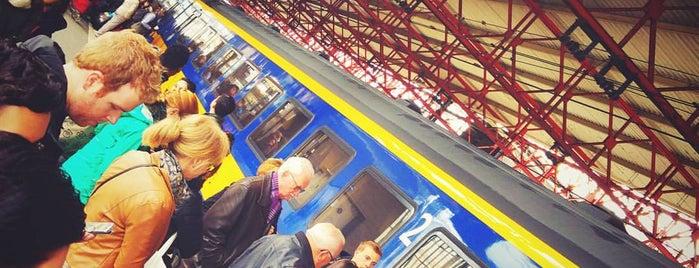 Intercity Eindhoven - Maastricht is one of Vaste plaatsen.
