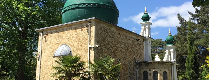 The Shah Jahan Mosque is one of Mosque.