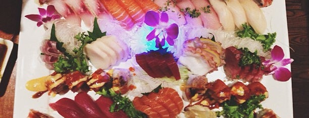 Kyoto Sushi is one of Queens.