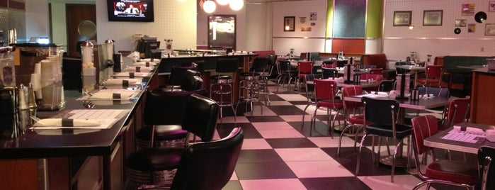 Betty's An American Diner is one of Casino stuff.