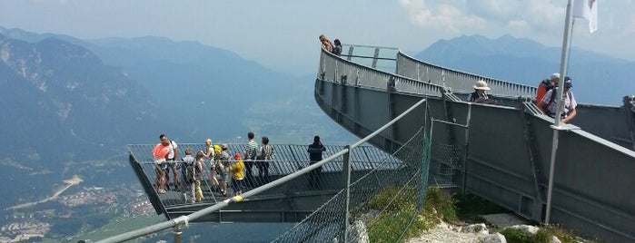 AlpspiX is one of Garmisch.