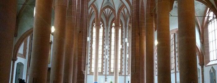 Heiliggeistkirche is one of Karlsruhe + trips.