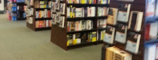Barnes & Noble is one of #416by416 - Dwayne list1.