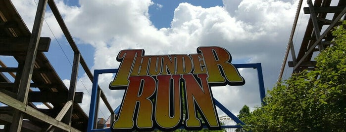 Thunder Run is one of Coaster Credits.