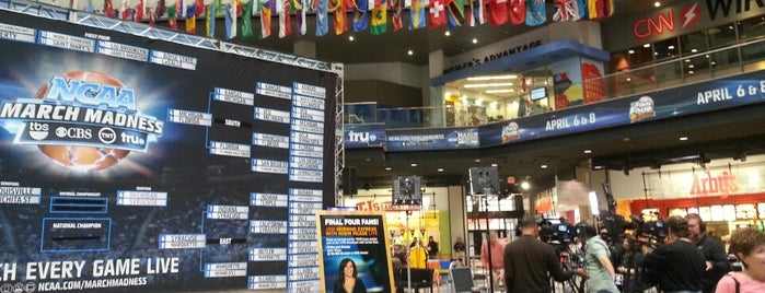 CNN Center is one of #416by416 - Dwayne list1.