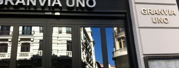 Granvía Uno is one of Tapeo.