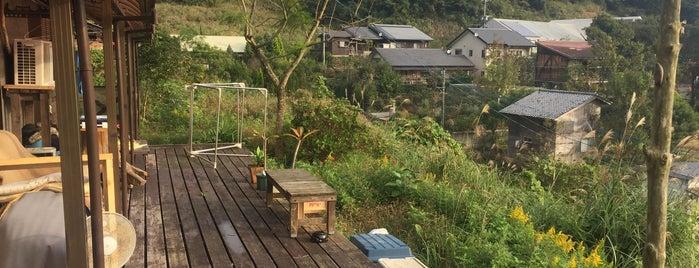 青島ゲストハウス is one of 九州安宿 / Hostels and Guest Houses in Kyushu Area.