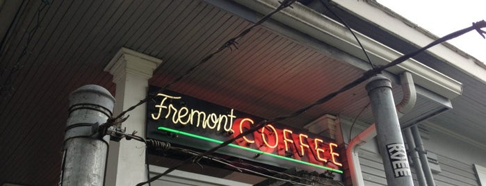 Fremont Coffee Company is one of Seattle To-Do's.