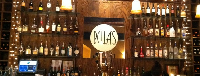 Bella's Restaurant is one of Awesomesauce.