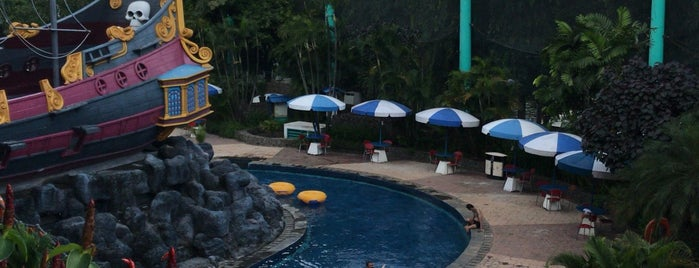 Pondok Indah Waterpark is one of SHASYA ACTIVITY.