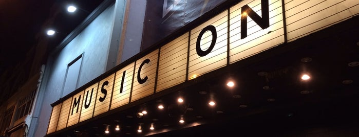 Electric Brixton is one of The 15 Best Nightclubs in London.