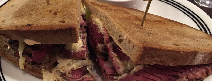 Sacha & Sons   New York Delicatessen is one of Cafes To Visit!.