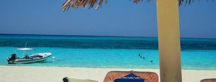 Playa Esmeralda is one of Kuba.