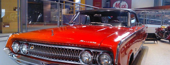America On Wheels is one of Pennsylvania's Automotive History.