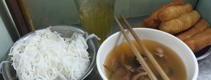 Tuyết - Bún Ốc Hàng Chĩnh is one of Măm măm ~.^.