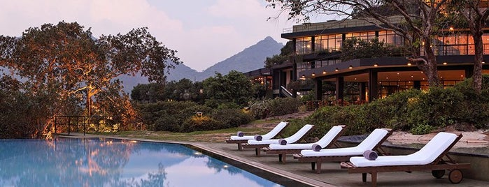 Heritance Kandalama Hotel is one of 11 Awesome Pools to Add to Your Summer Bucket List.