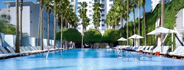 Delano Beach Club is one of 11 Awesome Pools to Add to Your Summer Bucket List.