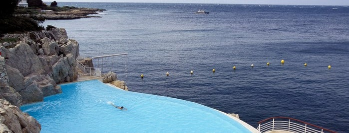 Hôtel du Cap Eden Roc is one of 11 Awesome Pools to Add to Your Summer Bucket List.