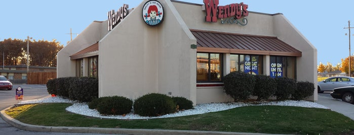 Wendy's is one of Fort Wayne Food.