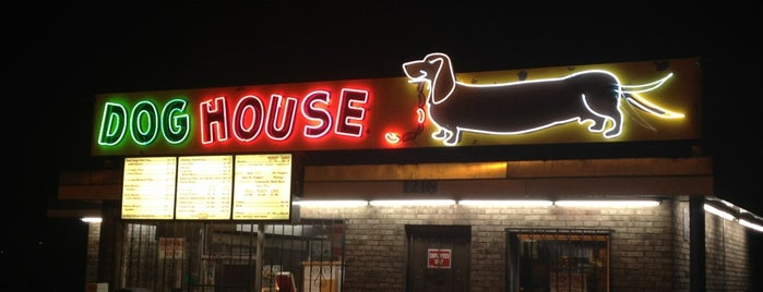 Dog House Drive In is one of As seen on TV.
