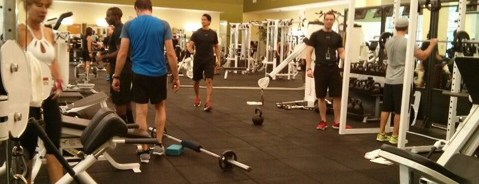 Equinox Coral Gables is one of Fitness.
